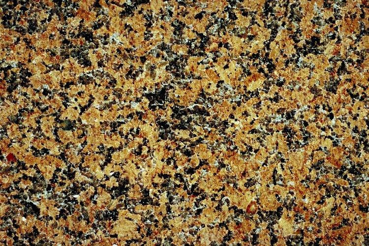 La arena utilizada para sembrar es comúnmente llamada granito.