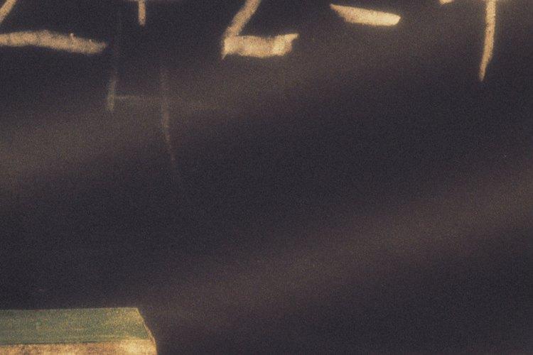 La aritmética simple es el tipo más básico de ecuación.