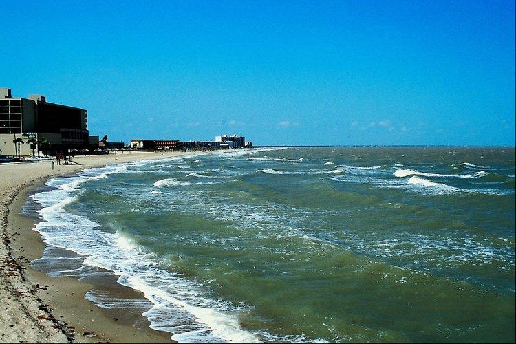 Corpus Christi y la cercana Isla Padre se han vuelto populares como destinos para las vacaciones de primavera.