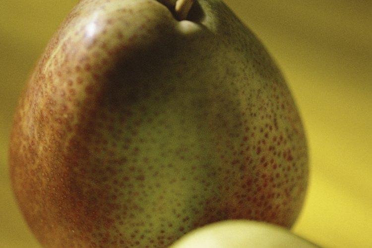 Hay miles de tipos de peras cultivadas en todo el mundo.