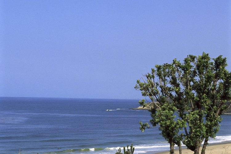 Orange County en California tiene varias prósperas comunidades en la playa.