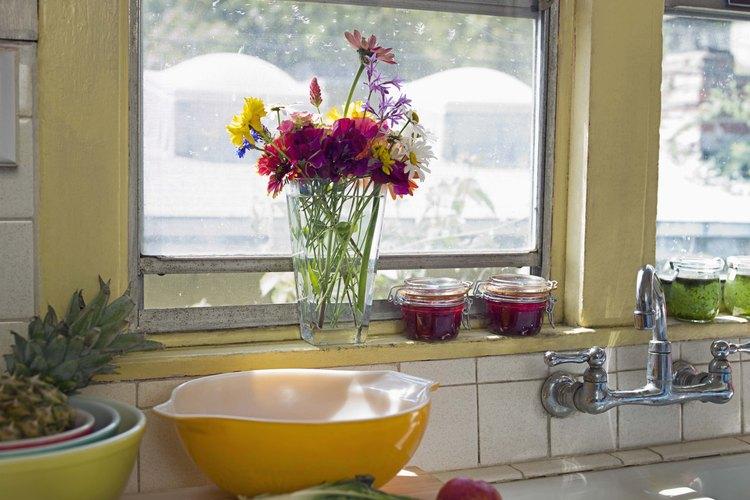 Las ventanas proporcionan calor al hogares y ventilan las áreas.