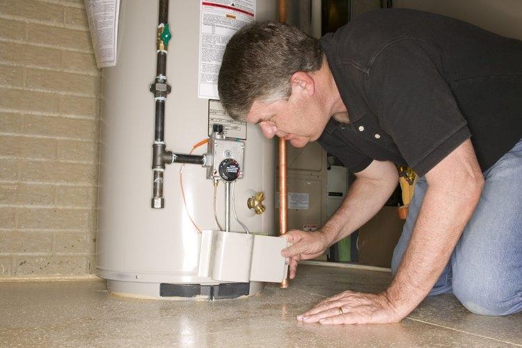 Arregla el calentador eléctrico de tu casa.