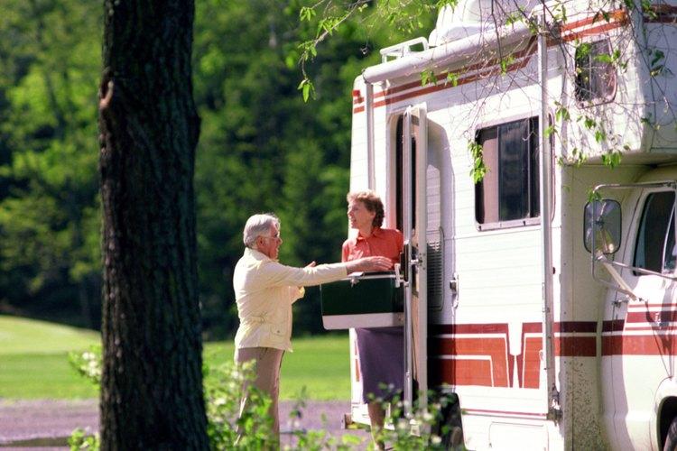 Darien Lake ofrece varias opciones para acampar en tu casa rodante.