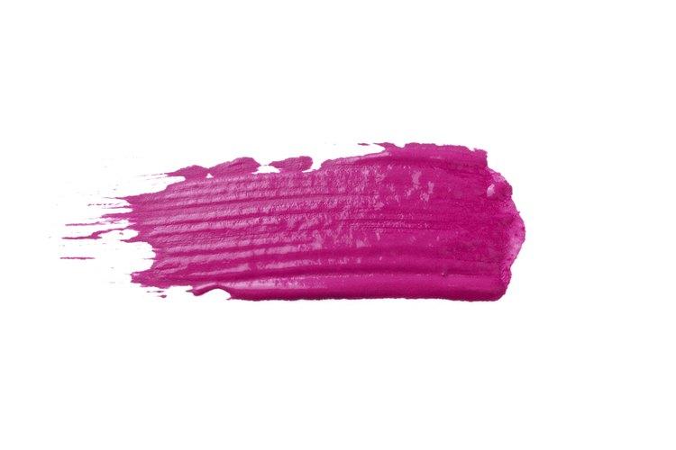 Los tonos rosa varían desde los suaves hasta los intensos.