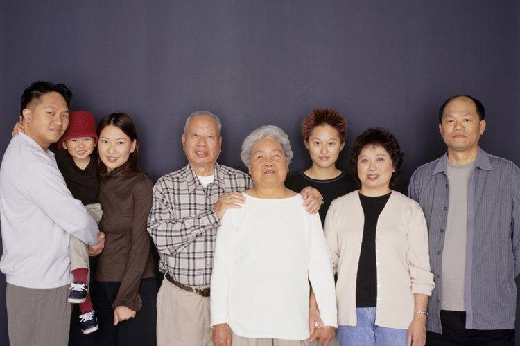 Reunir exitosamente a una familia grande puede ser una tarea difícil.