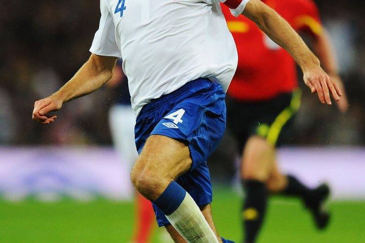 Steven Gerrard es un jugador inglés de fútbol.