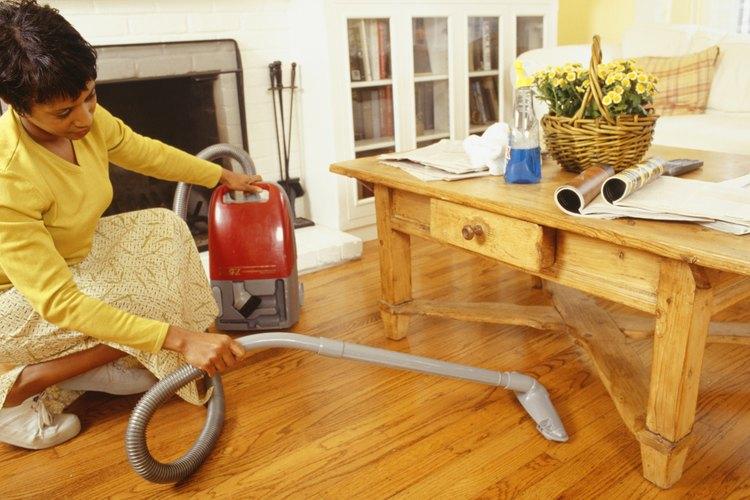 Promueve tu nueva empresa de limpieza doméstica.