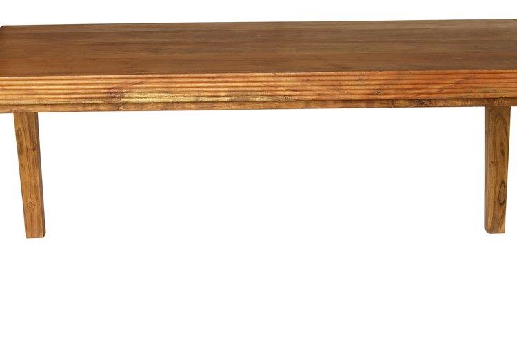 Aumenta la altura de una mesa