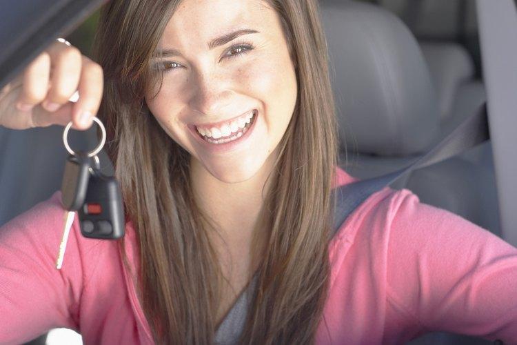 Crea una lista de expectativas para los derechos del automóvil del adolescente.