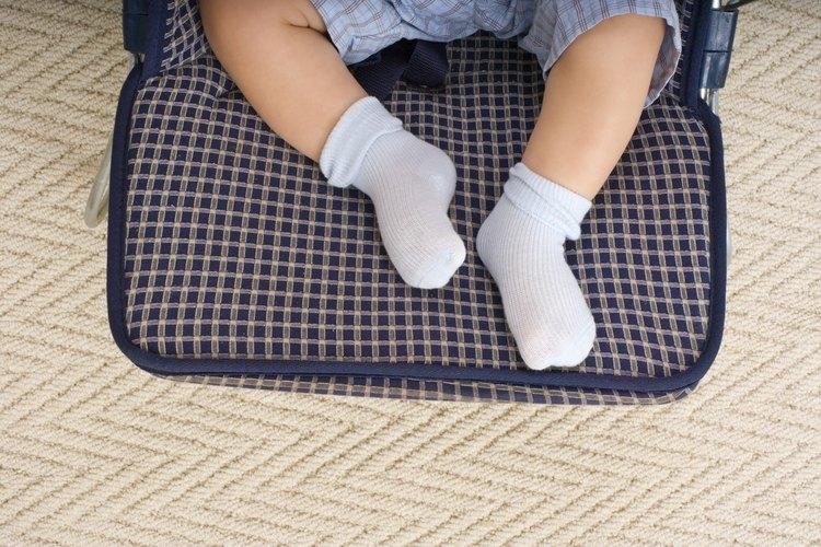 Los calcetines son útiles en los días fríos.