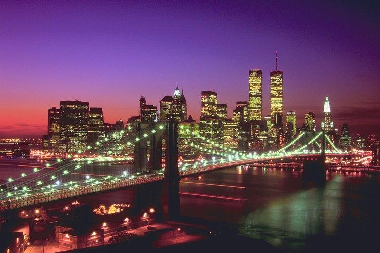 La ciudad de Nueva York se explora mejor a pie.