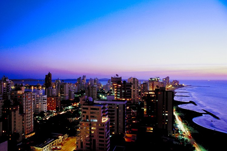 Cartagena es una ciudad fascinante.