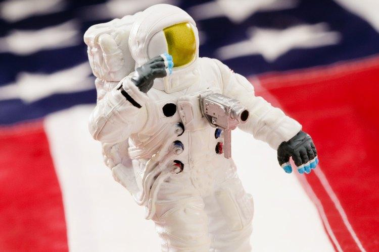 El entrenamiento para ser astronauta es un proceso que lleva años.
