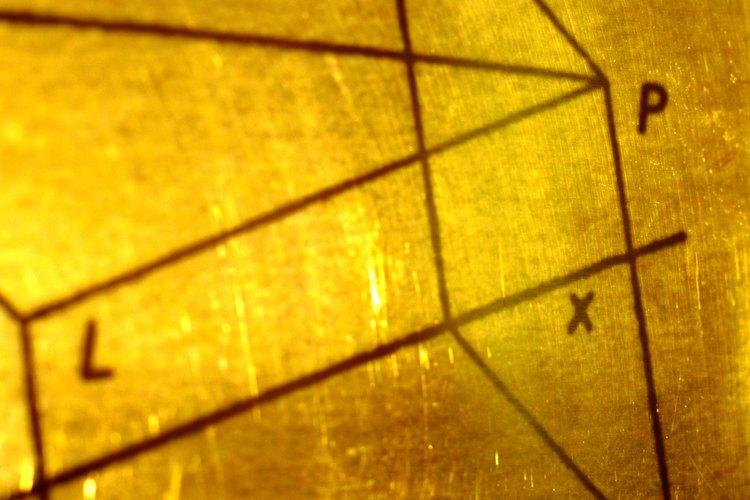 Puedes verificar los vértices de un paralelogramo sin trazar los puntos.