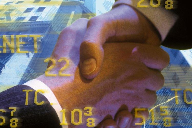 NASDAQ permite realizar transacciones únicamente por medios electrónicos.