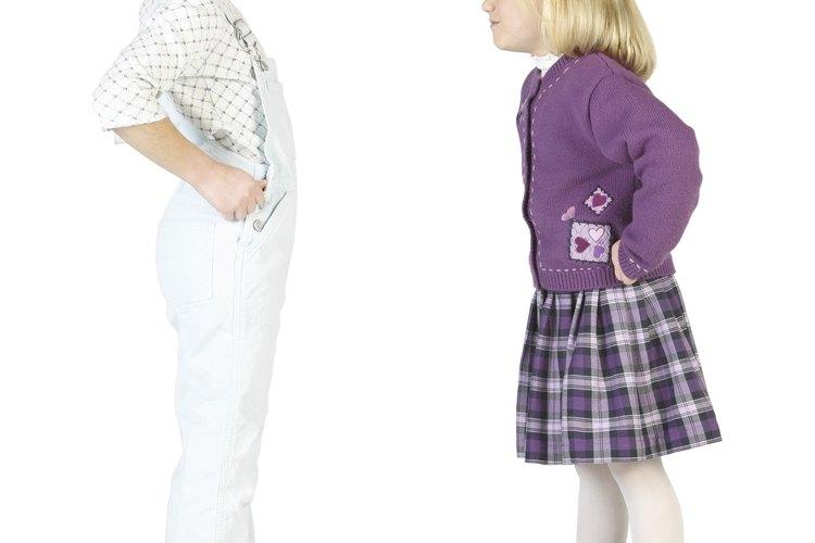 Acepta que tu hijo tiene problemas de conducta agresiva y actúa en lugar de hacer como si no pasara nada.