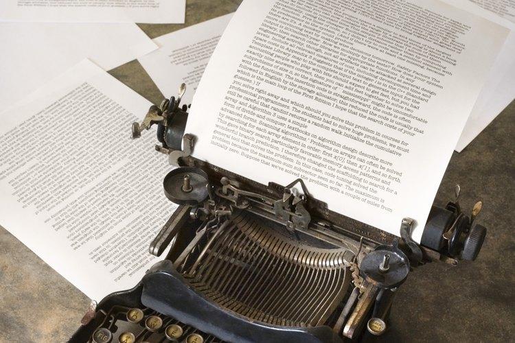 Las compañías editoriales están en busca de nuevos escritores de ficción.