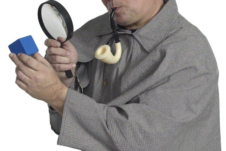 Investigador privado.