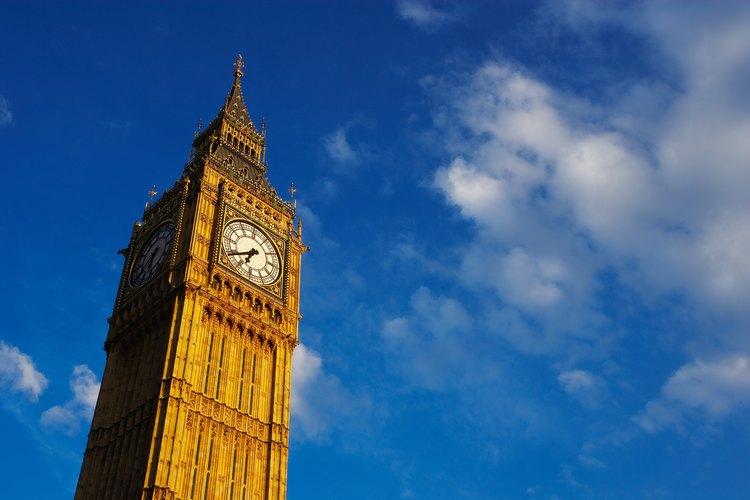 Trabajar en Inglaterra te da la oportunidad de visitar lugares como la Torre de Londres.