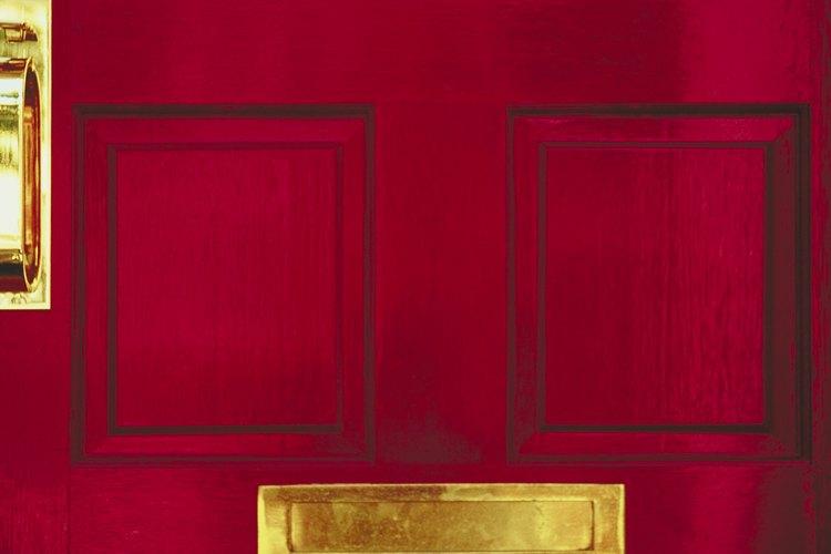 C mo aislar una puerta de entrada de acero for Aislar puerta entrada