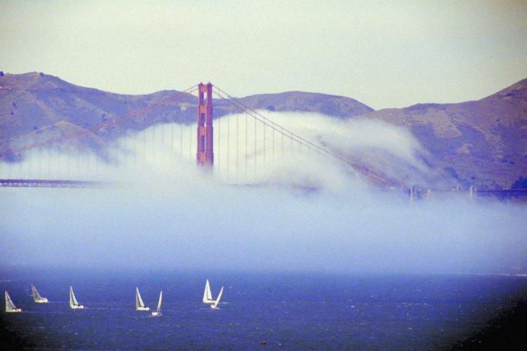 El puente Golden Gate es uno de los muchos puentes de renombre acerca del que puedes enseñar a tu hijo.