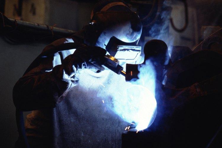 Aprende a soldar un tubo de acero de cromo molibdeno.