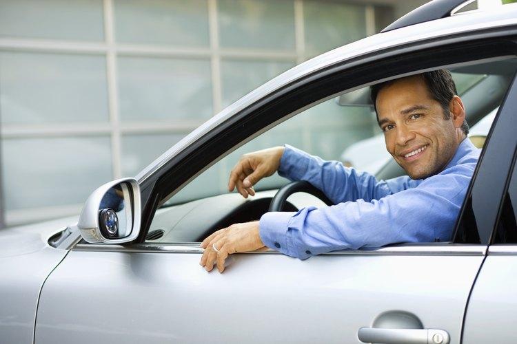 Registra los gastos para uso de la empresa de un vehículo en la Parte II Anexo C si eres el único propietario de un negocio.