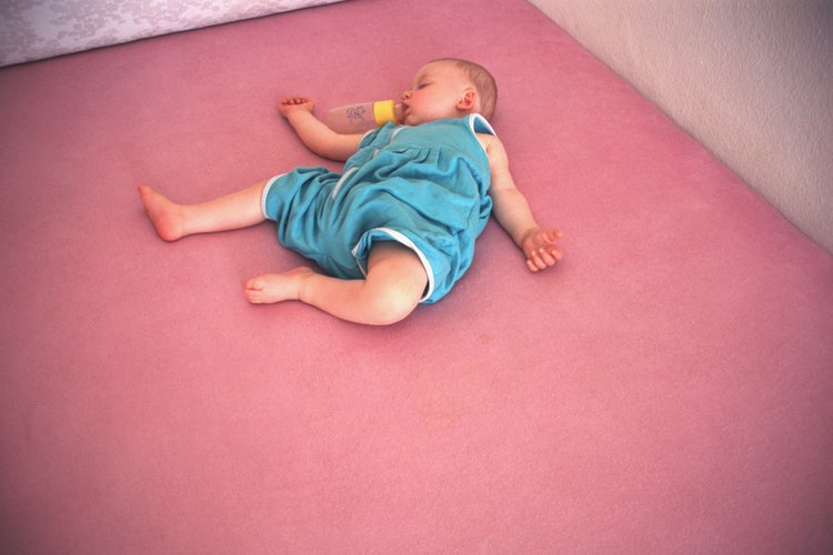 Elimina el moho de los sitios donde duermen las personas.