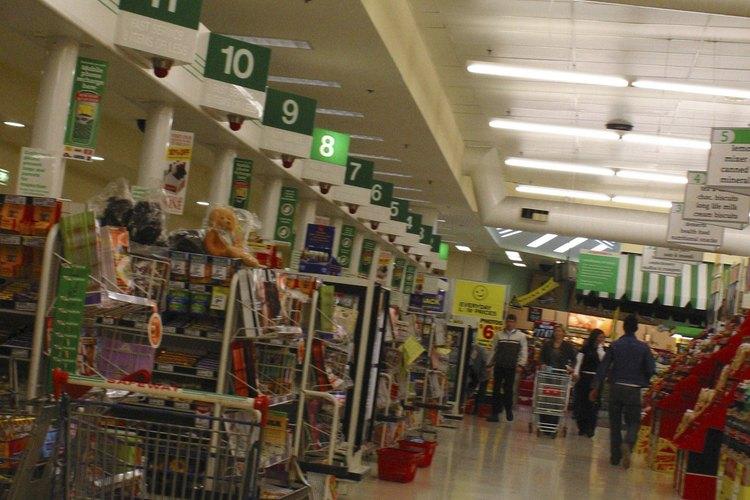 La mercadotecnia PDV atrae a los consumidores cuando están pagando sus productos.