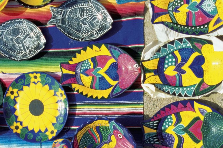 Cerámica mexicana.