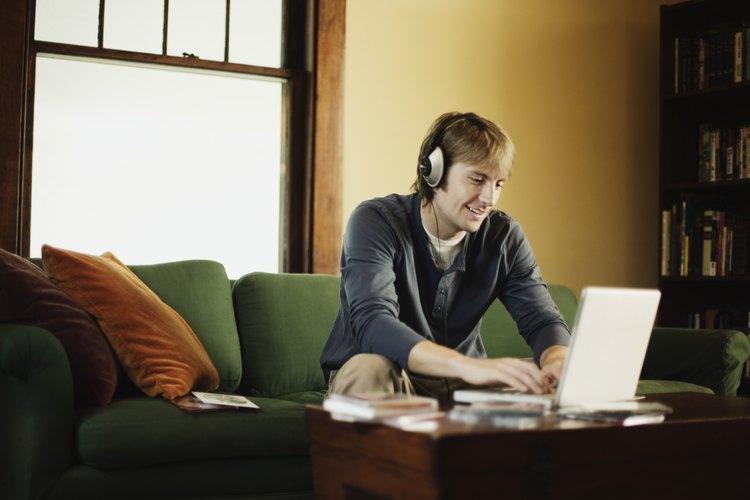 Los transcriptores pueden trabajar desde casa.