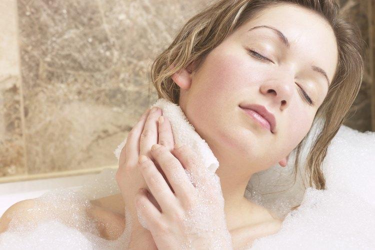 Disfruta de un baño relajante en tu nueva bañera de hormigon.