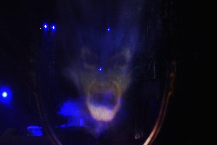 Los orbes fotografiados usualmente son partículas de polvo, no fantasmas.
