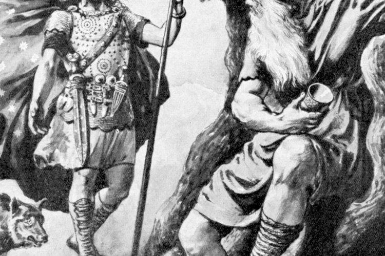 Odín era el dios de la guerra, la magia y la muerte.