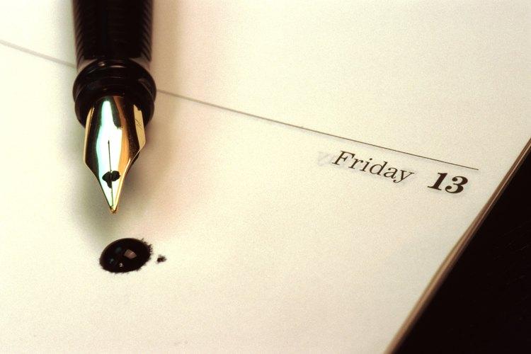 Remover tinta del papel blanco es posible con elementos simples.