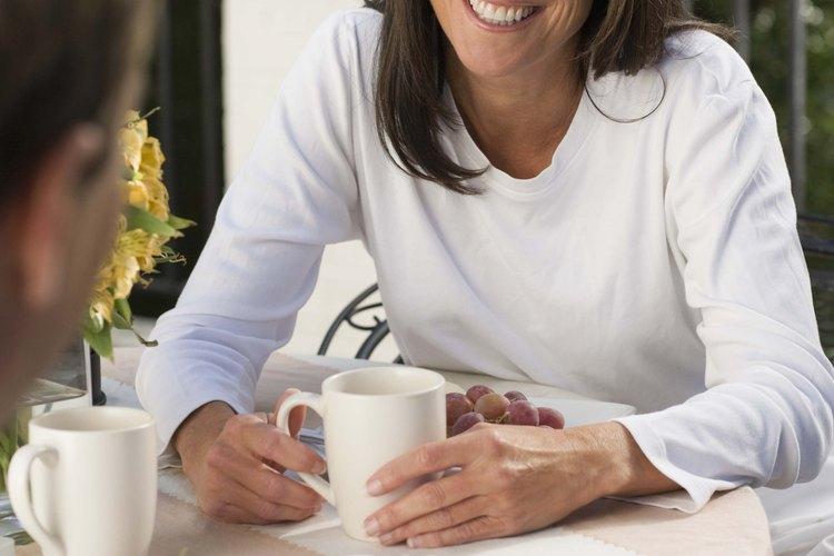 Disfruta de un desayuno pacífico con tu padrino o madrina.