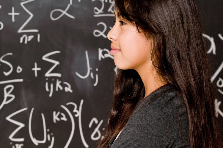 Los estudiantes de preparatoria frecuentemente tienen dificultades con el precálculo y el cálculo.