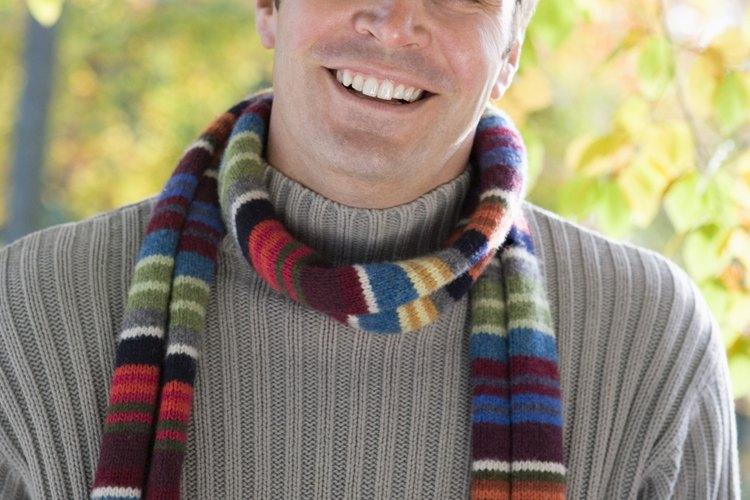 Las bufandas son una manera divertida para agregar ese pequeño detalle a cualquier atuendo.
