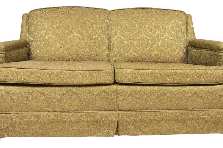 Los sofás de buena calidad son menos probables a producir crujidos en su interior.