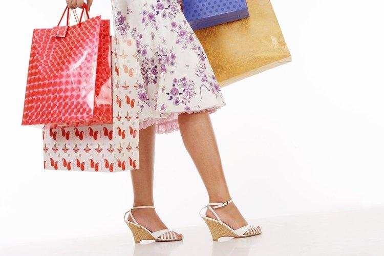 Vayan de compras juntas.