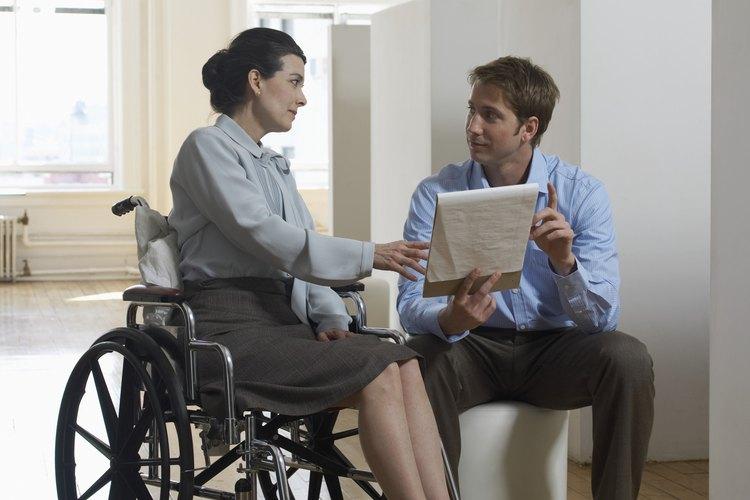 La gente con discapacidad es igual a cualquier otra.