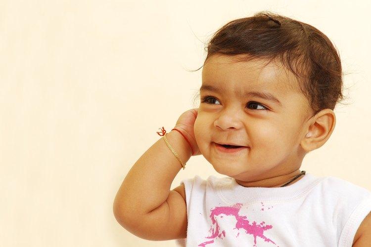 Los bebés comienzan a aprender sobre el sonido en cuanto nacen.