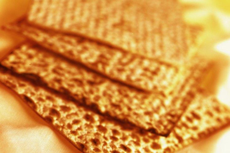 El pan matzá es perfectamente aceptable para ser consumido durante el ayuno de Daniel.