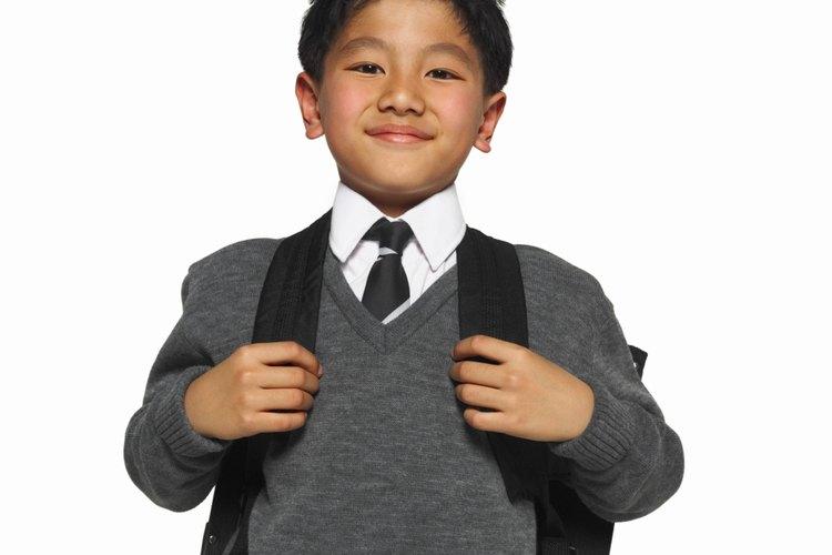Enseña a tu hijo el poder de una actitud positiva.