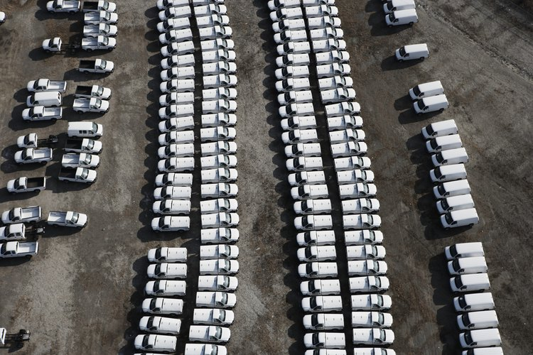 Fabricación de Ford en Dearborn, Michigan.