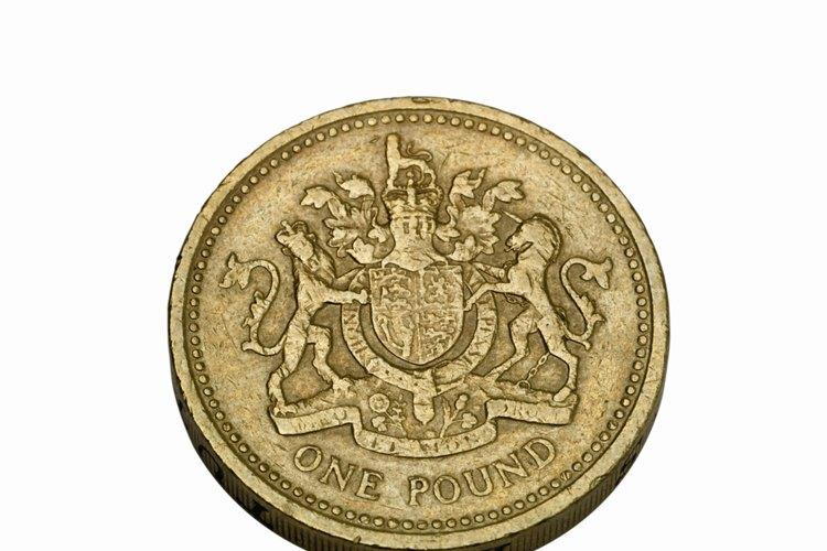Una libra.