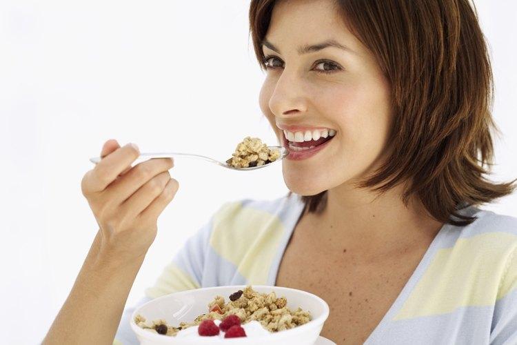 Los mejores cereales no contienen aditivos artificiales.