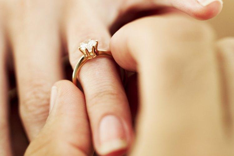 El tamaño del anillo puede cambiar en distintos momentos debido a la pérdida de peso o al crecimiento.