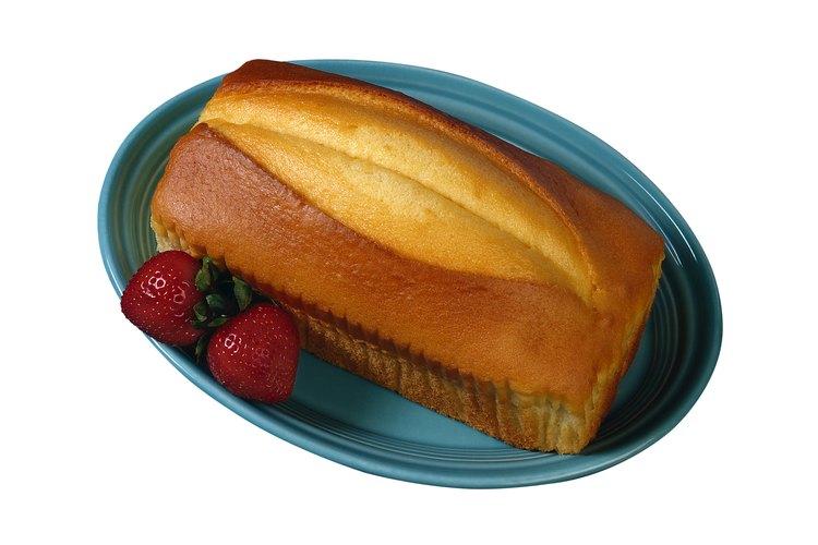 Haz tu propio pastel de libra con una de cuatro recetas.